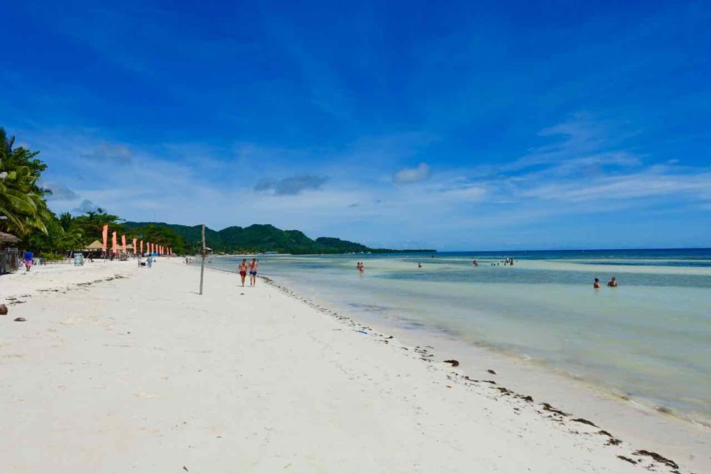 Anda Bohol, Quinale Beach, Philippinen Copyright Peter Pohle PetersTravel
