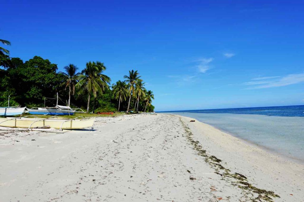 Anda Bohol, Taliway Beach, Philippinen Copyright Peter Pohle PetersTravel