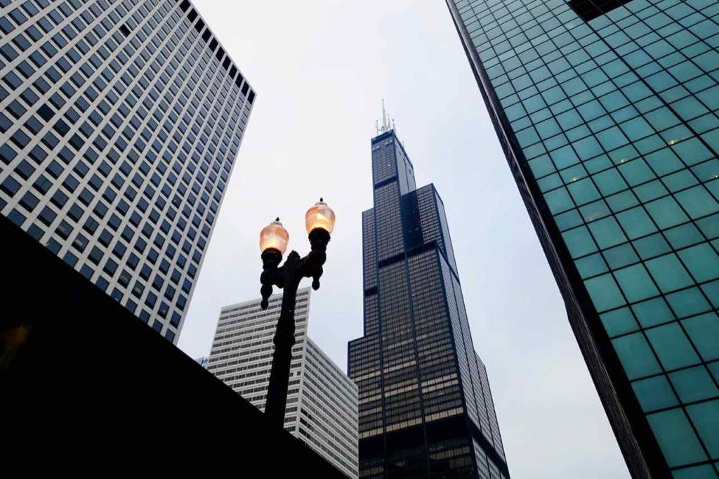Chicago Aussichtspunkte: Willis Tower, Foto Peter Pohle PetersTravel