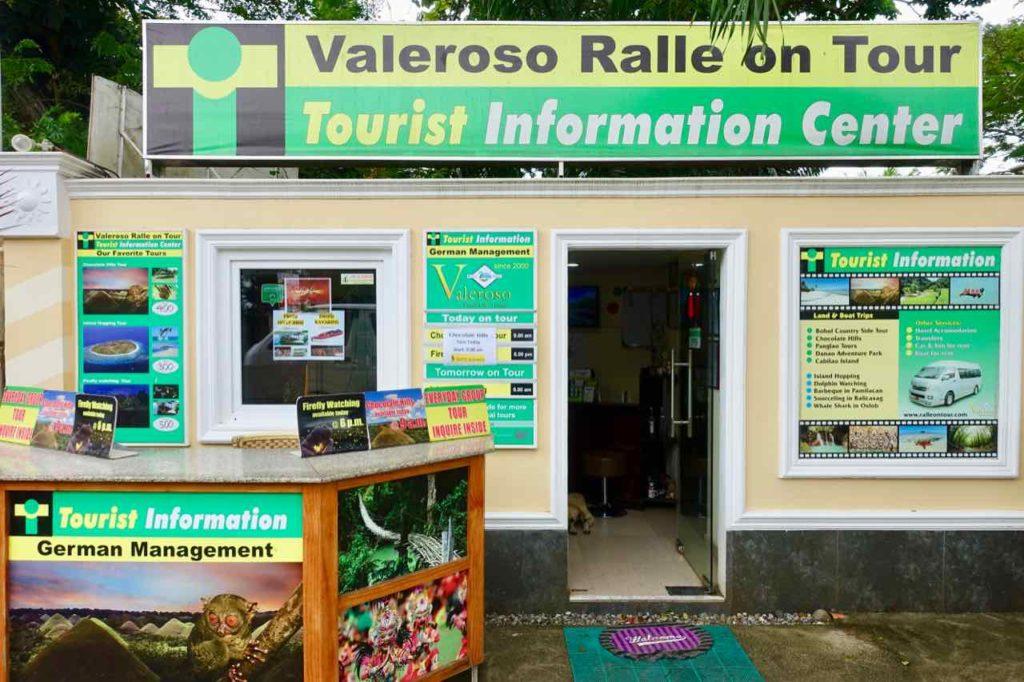 Panglao Tourist Center Alona Beach, Philippinen Copyright Peter Pohle PetersTravel