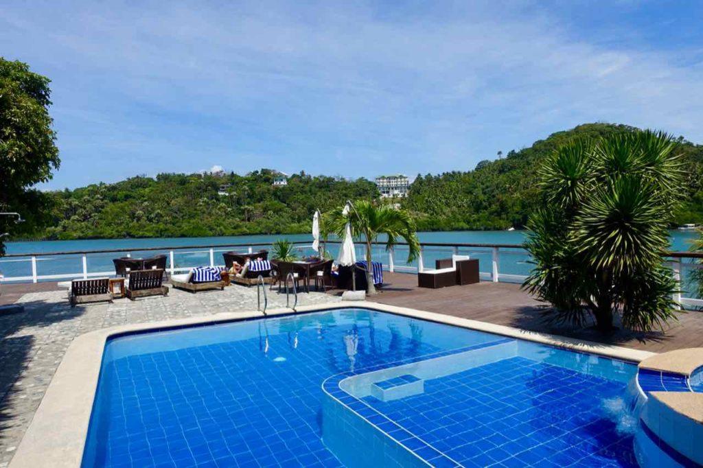 Puerto Galera, Edgewater Dive und Spa Resort, Philippinen Copyright Peter Pohle PetersTravel