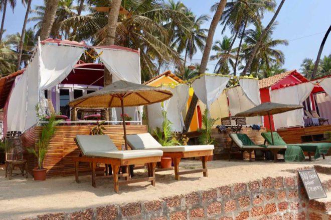 Art Resort, Palolem Beach, Goa, Copyright Peter Pohle PetersTravel