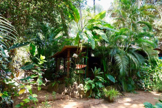 Unterkunft Bhakti Kutir, Palolem Beach, Goa, Copyright Peter Pohle PetersTravel