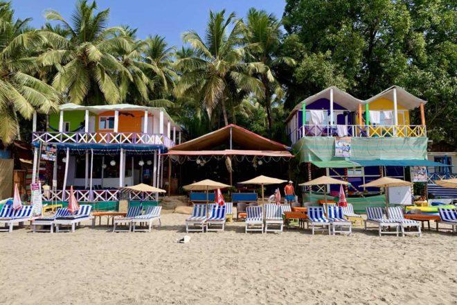 Palolem Beach, Goa, Copyright Peter Pohle PetersTravel