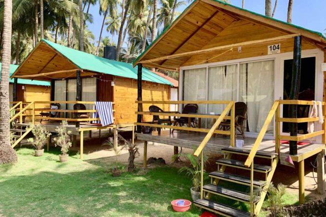 Resort de Palolem, Goa, Copyright Peter Pohle PetersTravel