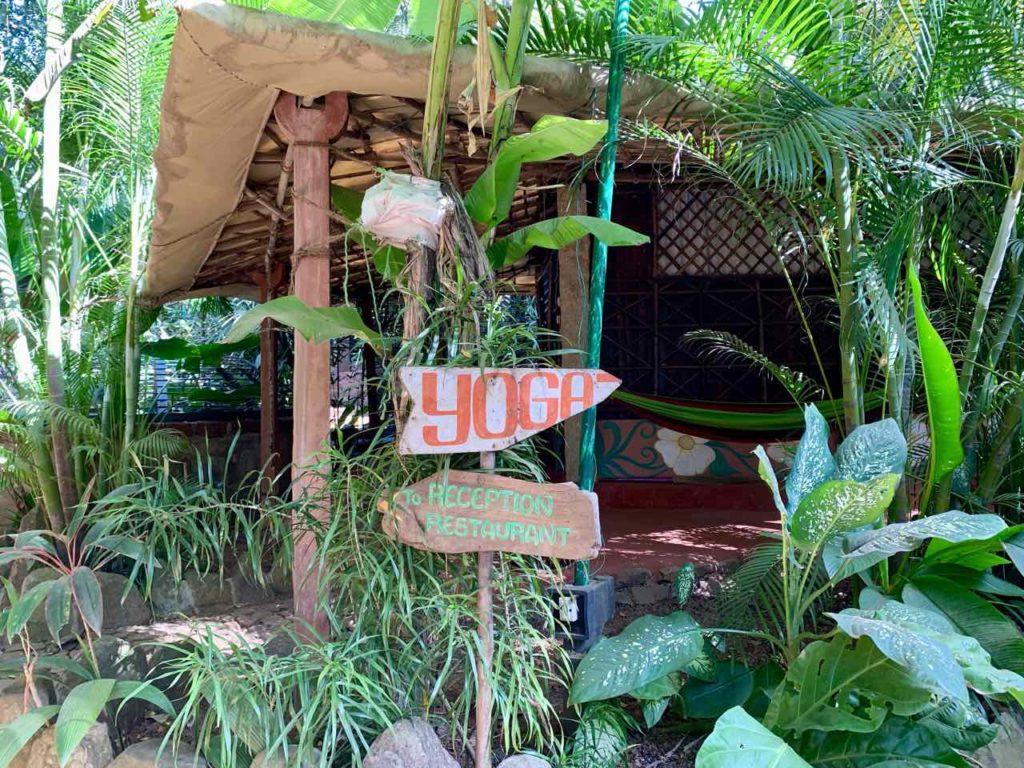 Bhakti Kutir Huts, Palolem Beach, Goa, Copyright Peter Pohle