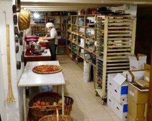 Palmas Traditionsgeschäfte: Backstube des Forn des Teatre