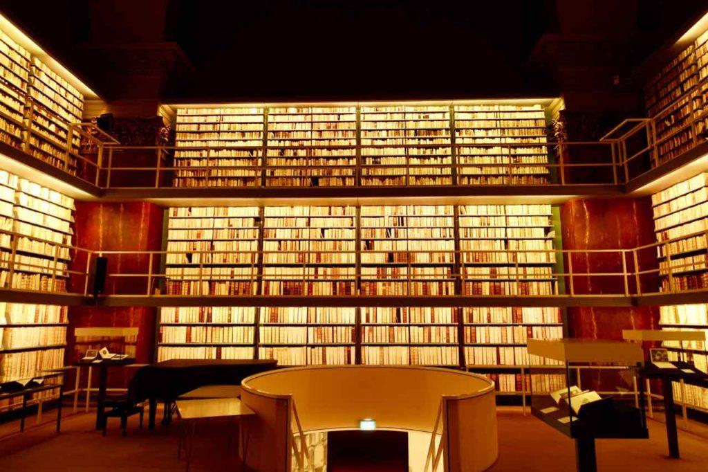 Herzog August Bibliothek in Wolfenbüttel