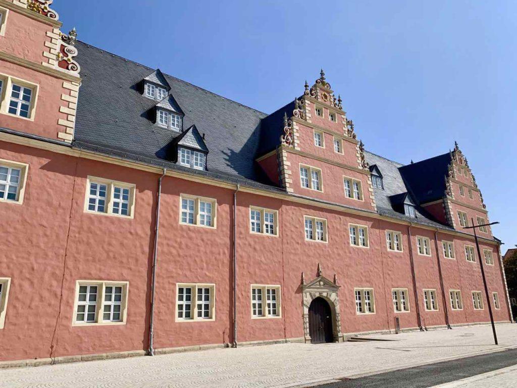 Zeughaus in Wolfenbüttel