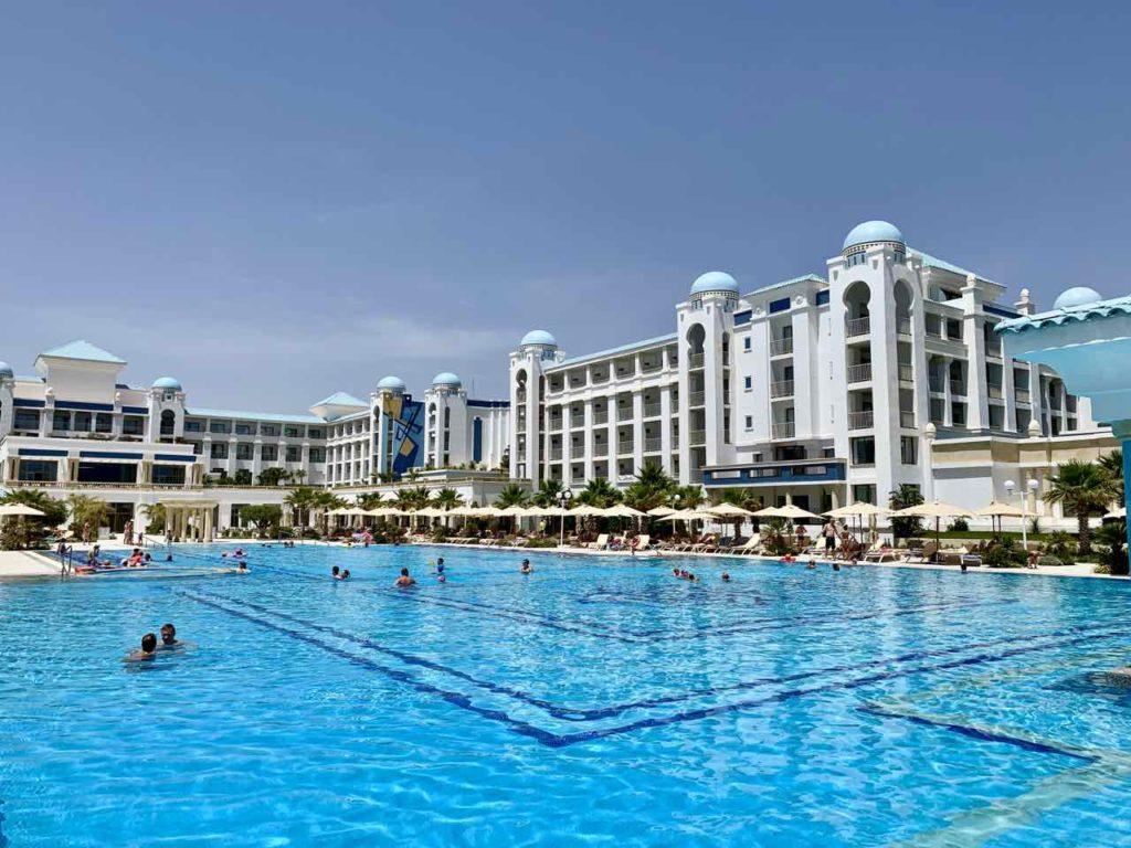 Tunesiens Norden: Hotel Concorde Green Park, Sousse / Port El Kantaoui