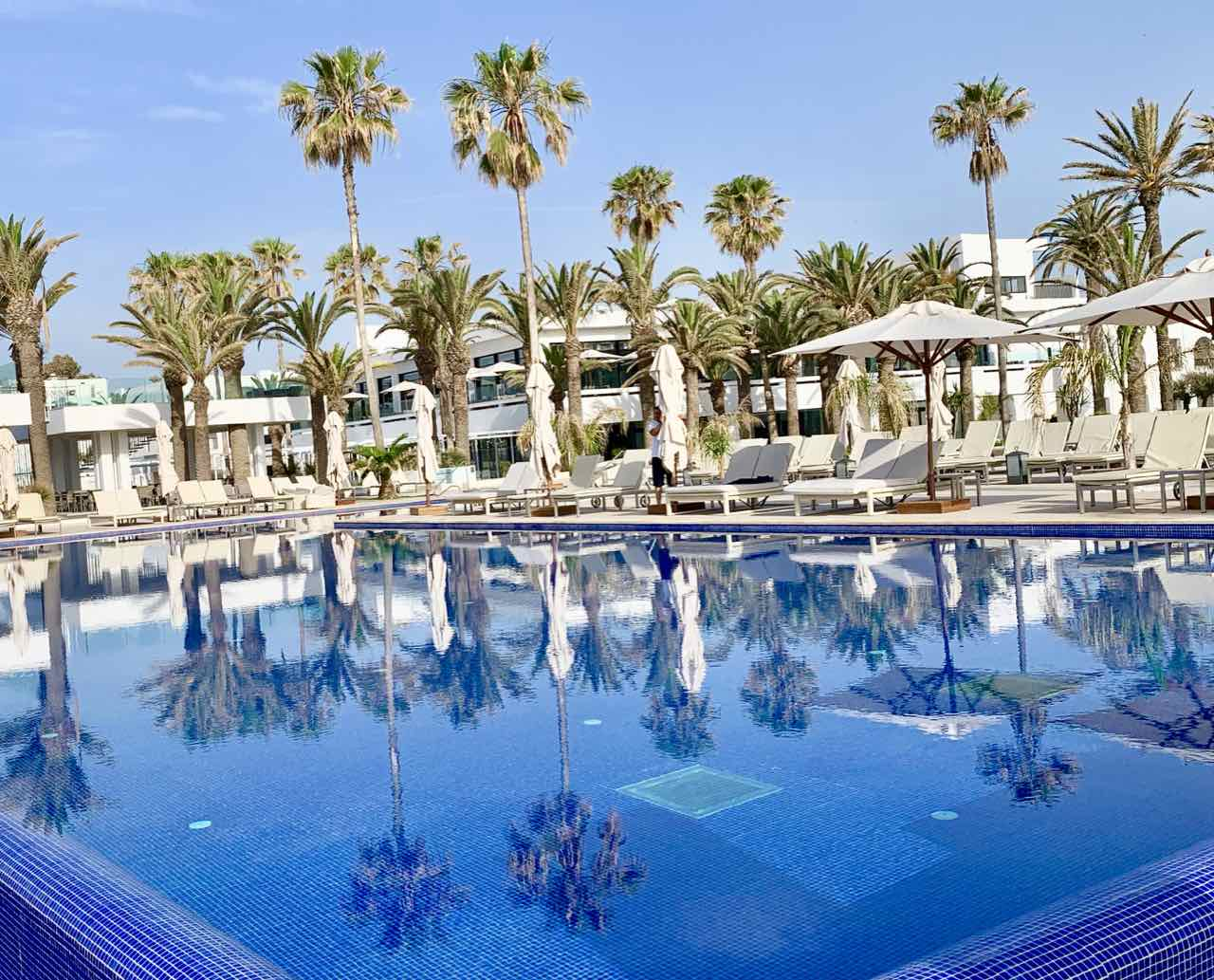 Hotel LTI Les Orangers Garden in Hammamet, Tunesien