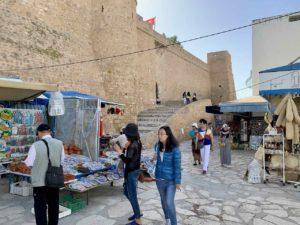 Kasbah in der Medina von Hammamet