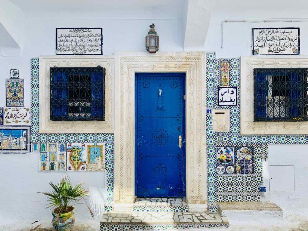 Nordtunesien: Medina von Hammamet