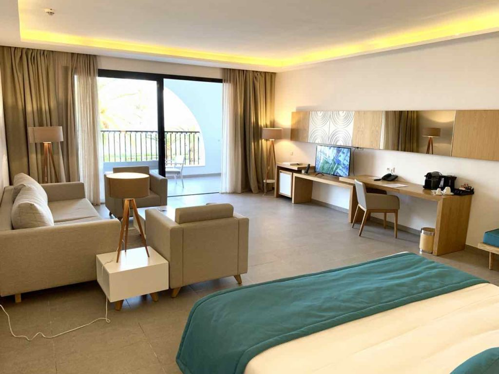 Mein Zimmer im Hotel LTI Les Orangers Garden