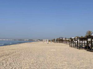 Strand von Hammamet