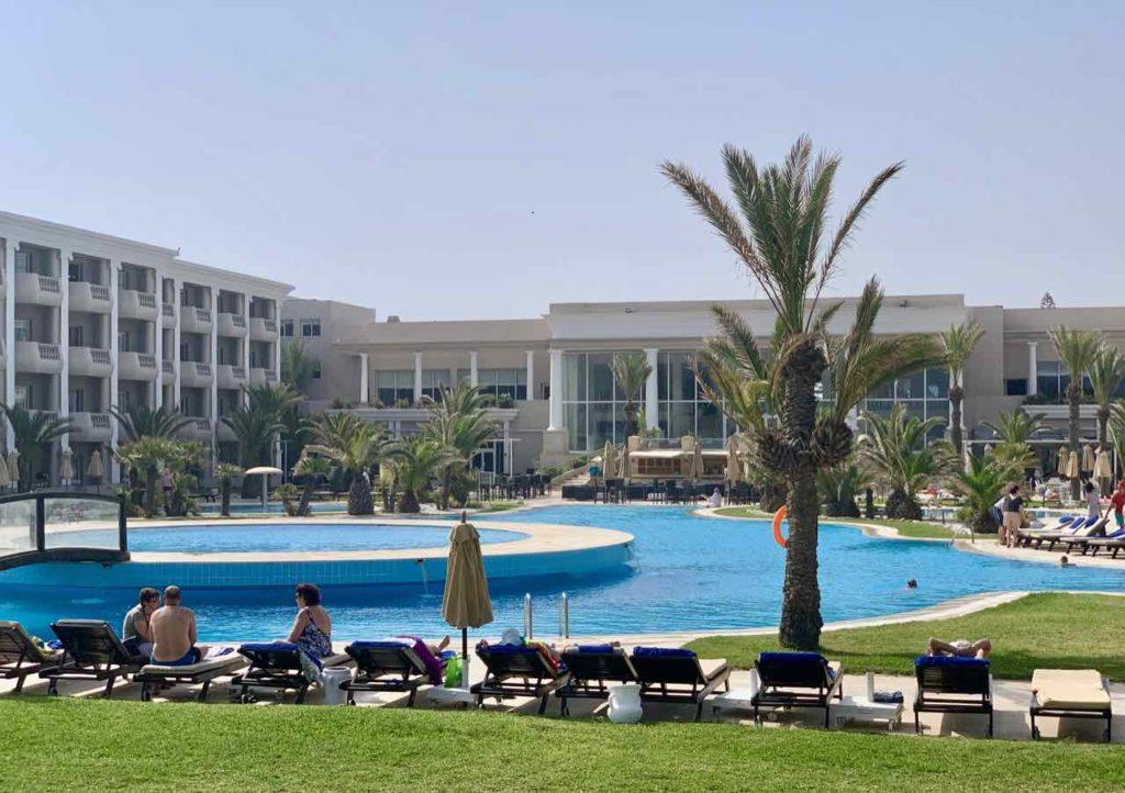 Monastir, Hotel Royal Elyssa