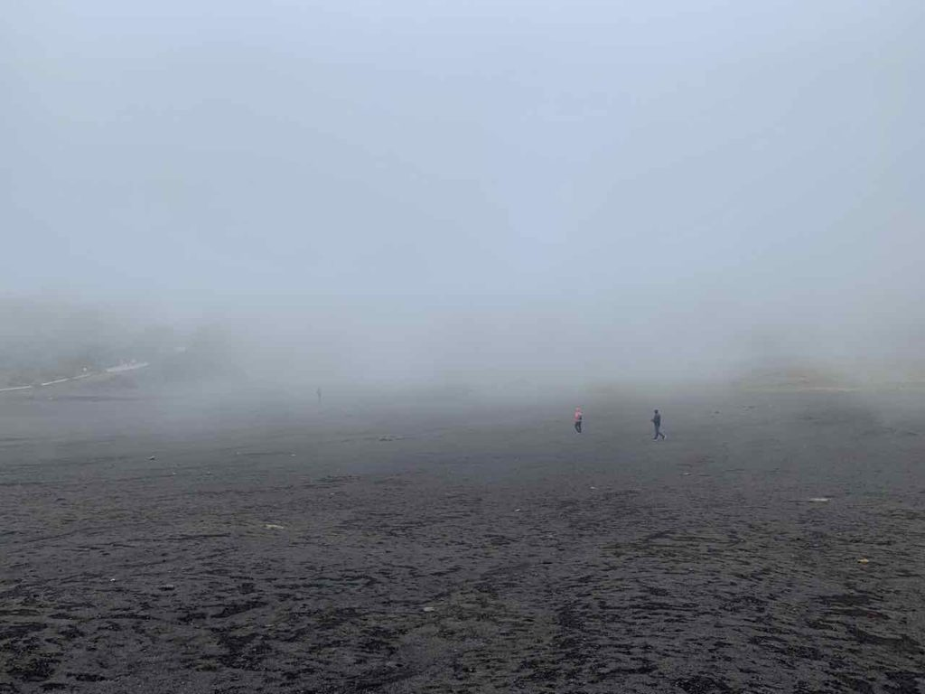 Playa Hermosa im Nationalpark Vulkan Irazu, Costa