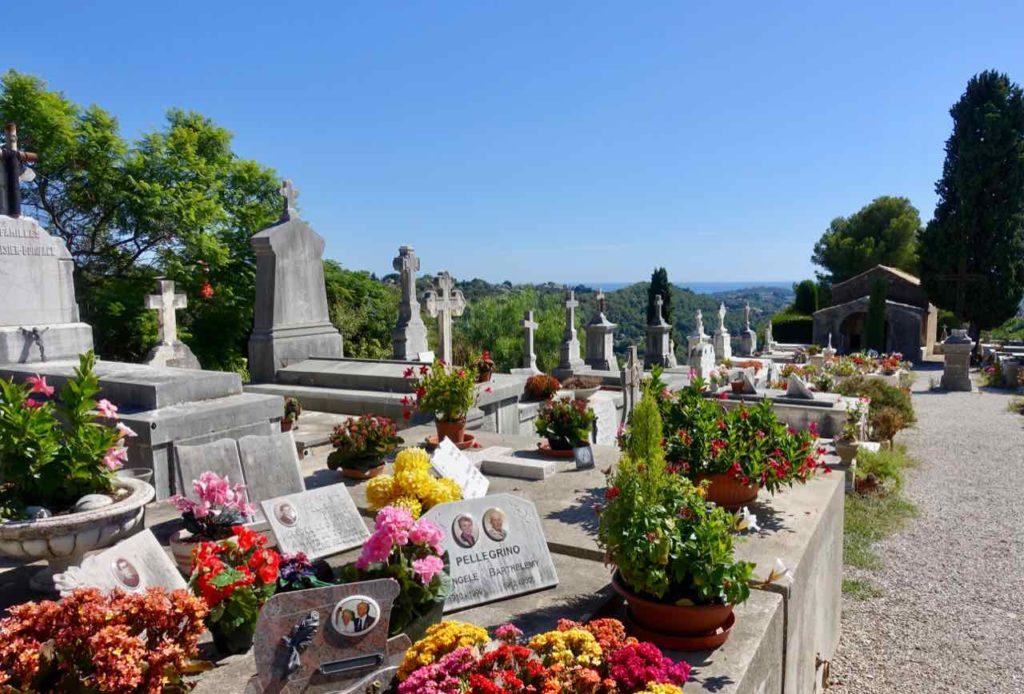 Friedhof von Saint Paul de Vence