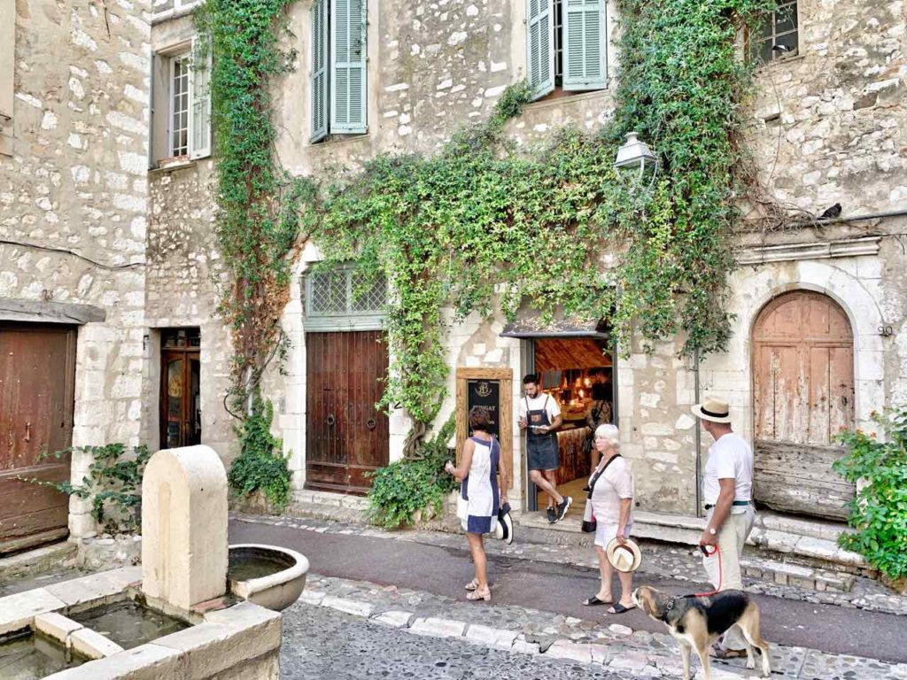Rue Grande in Saint Paul de Vence
