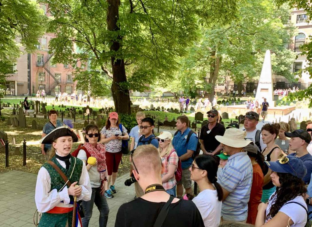 Freedom Trail Tour
