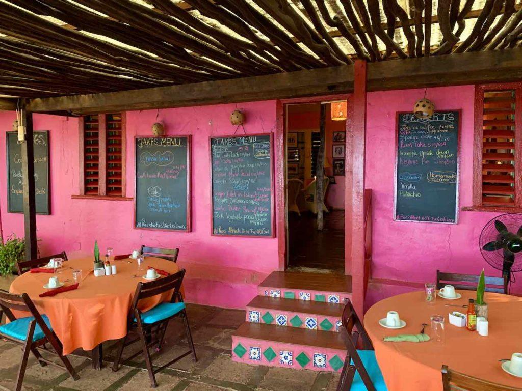 Jake's Hotel auf Jamaika