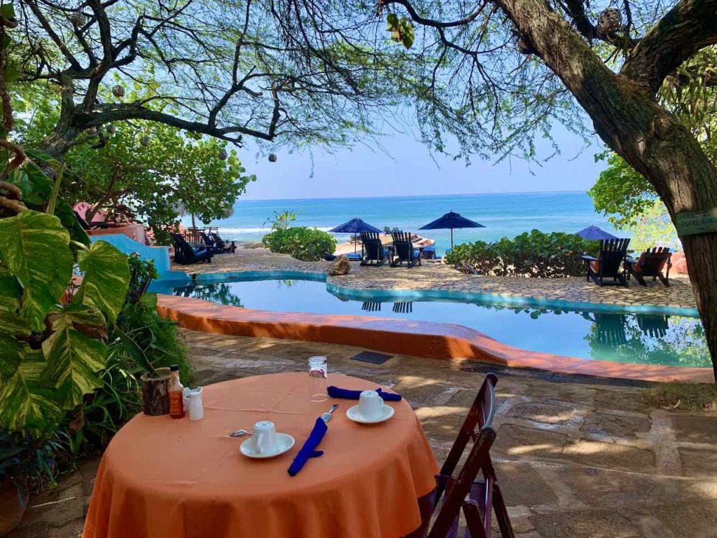 Jamaika Sehenswürdigkeiten: Jake's Hotel am Treasure Beach