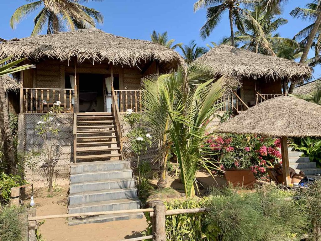 Agonda Villas in Agonda Beach, Goa