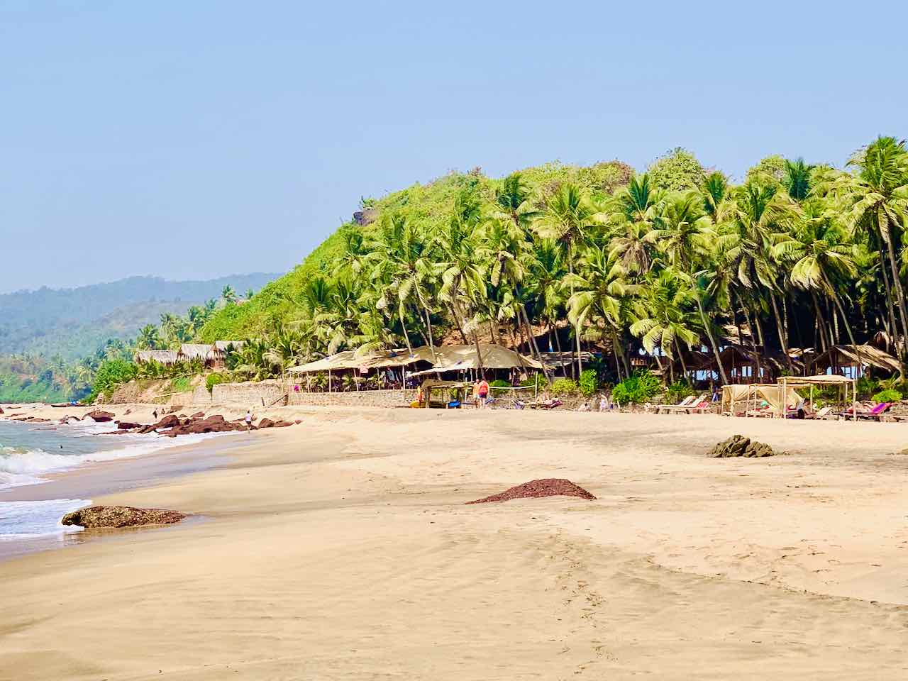 Cola Beach in Goa
