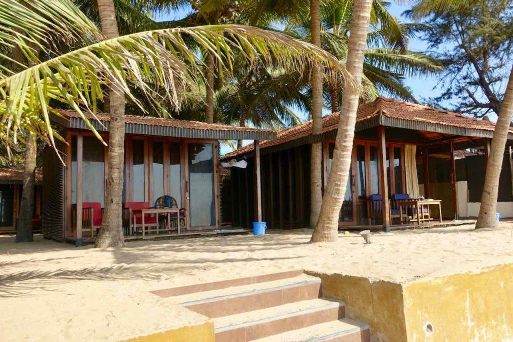Dunhill Beach Resort in Agonda Beach, Goa