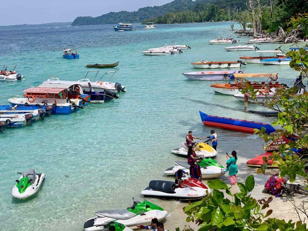 Andaman Islands: Havelock: Elephant Beach
