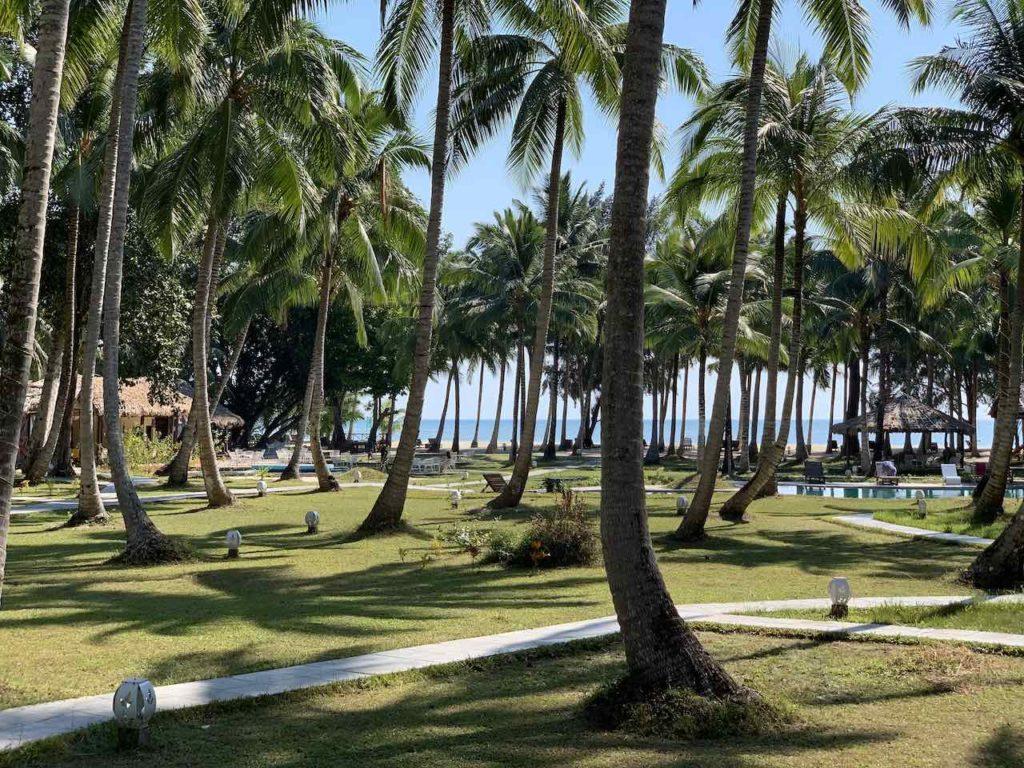 Andaman Islands: Munjoh Ocean Resort auf Havelock Island