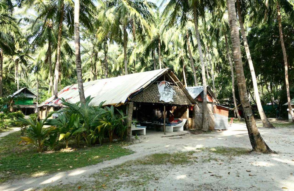 Andamanen: Havelock Island: Black Beard's Bistro