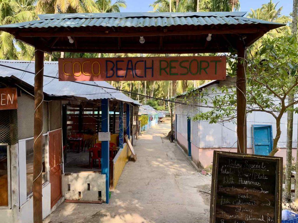 Havelock Island: Coco Beach Resort