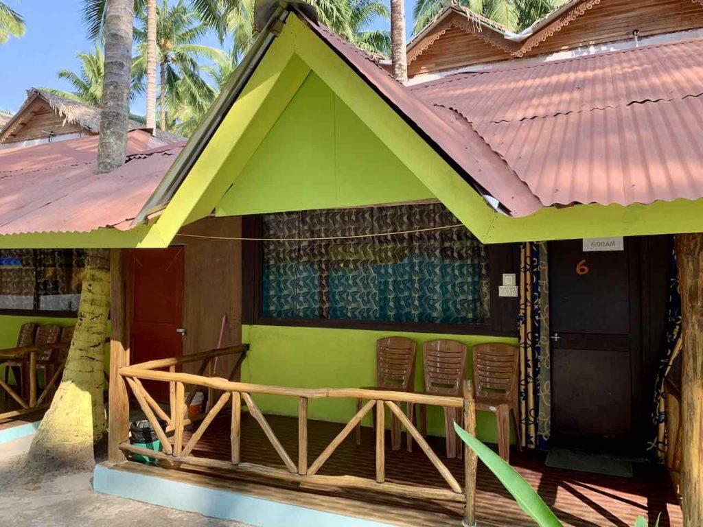 Andamanen: Havelock Island: Green Wood Beach Resort