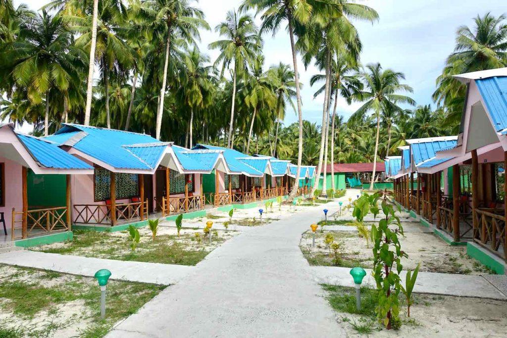 Havelock Island: Honey Moon Beach Resort