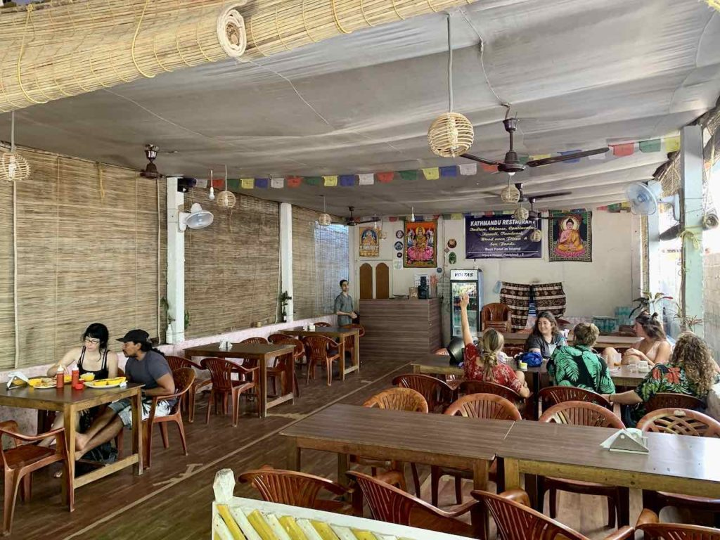 Havelock Island: Kathmandu Restaurant