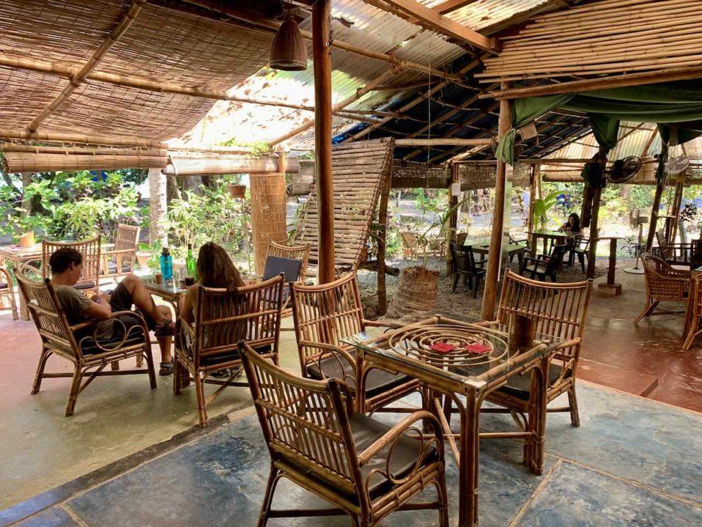 Andamanen Inseln: Havelock Island: Full Moon Café