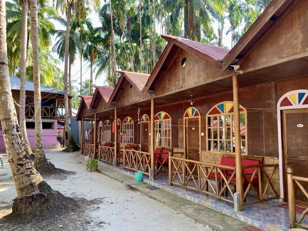 Andamanen Shangri Las Beach Resort auf Havelock Island