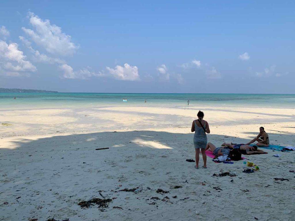 Andamanen: Strand auf Havelock Island