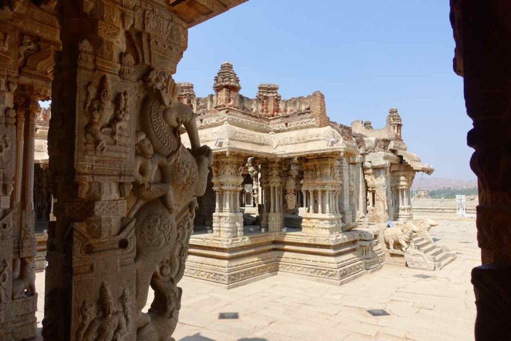 Vitthala Temple in Hampi