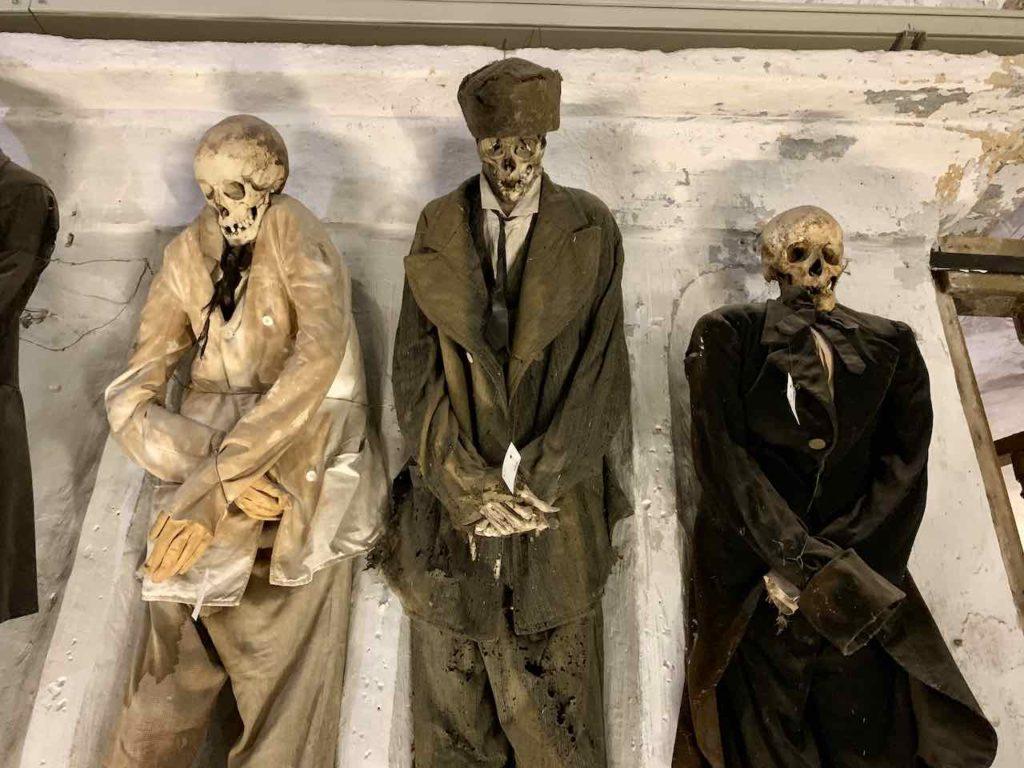 Palermo, Mumien in der Kapuzinergruft