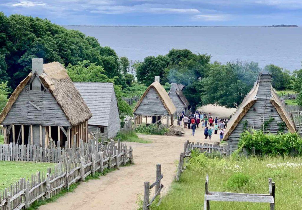 Plimoth Plantation bei Plymouth MA