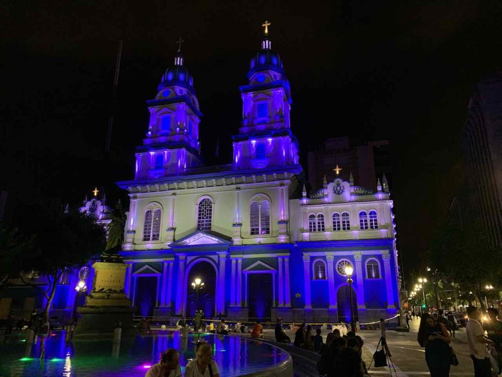 Kirche San Francisco in Guayaquil