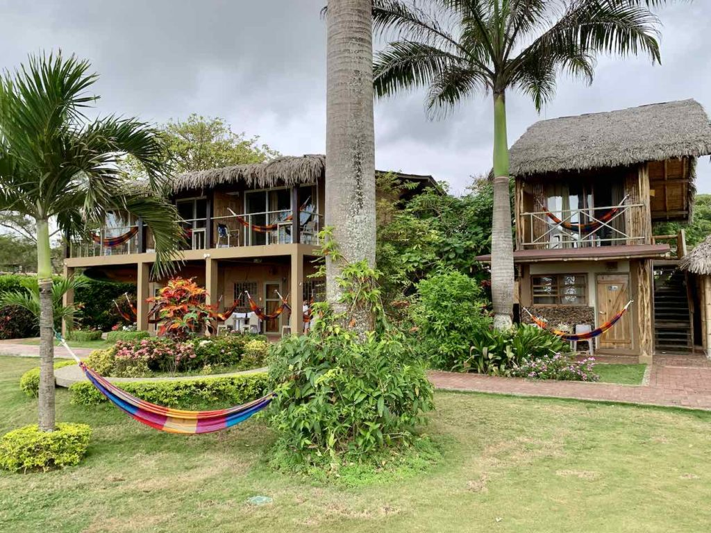 Hotel Kundalini in Montañita