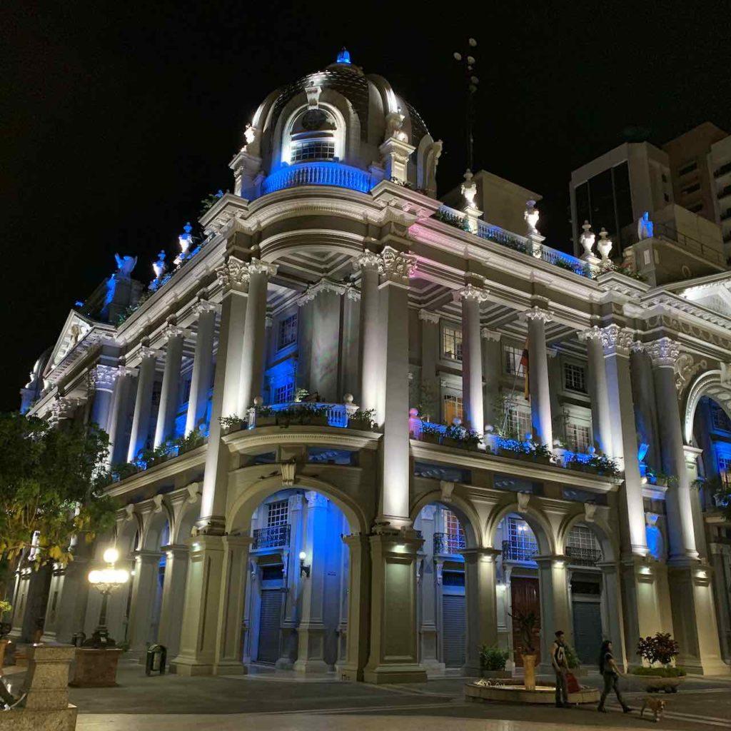 Palacio Municipal in Guayaquil