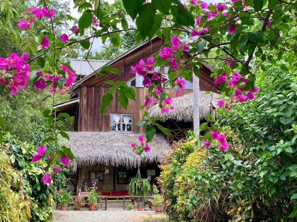 Las Cabanas de La Iguana in Ayampe