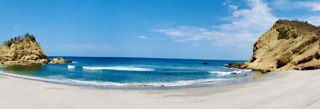 Playa Tortuguita im Parque Nacional Machalilla