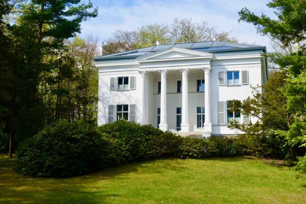 Villa Oppenheim in Heringsdorf