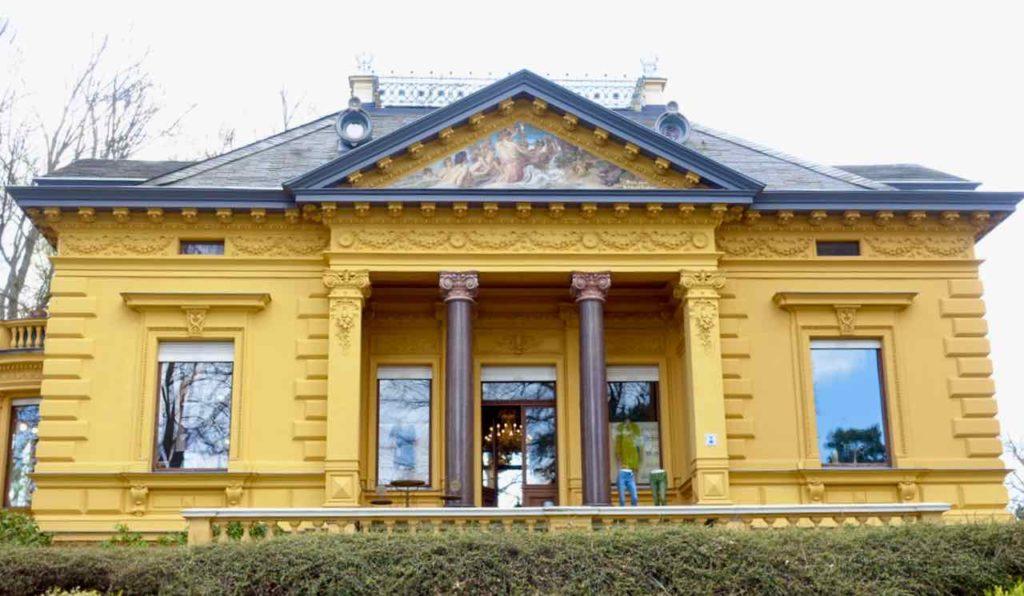 Villa Oechsler im Seebad Heringsdorf