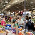 Markthalle von Antibes